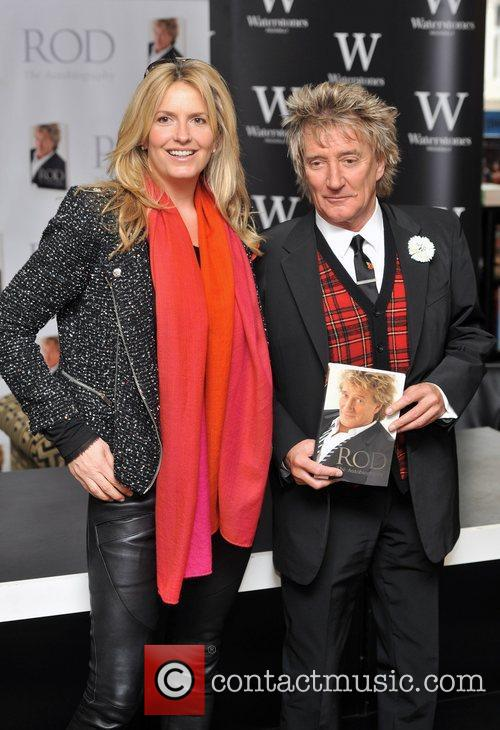 Penny Lancaster and Rod Stewart 6
