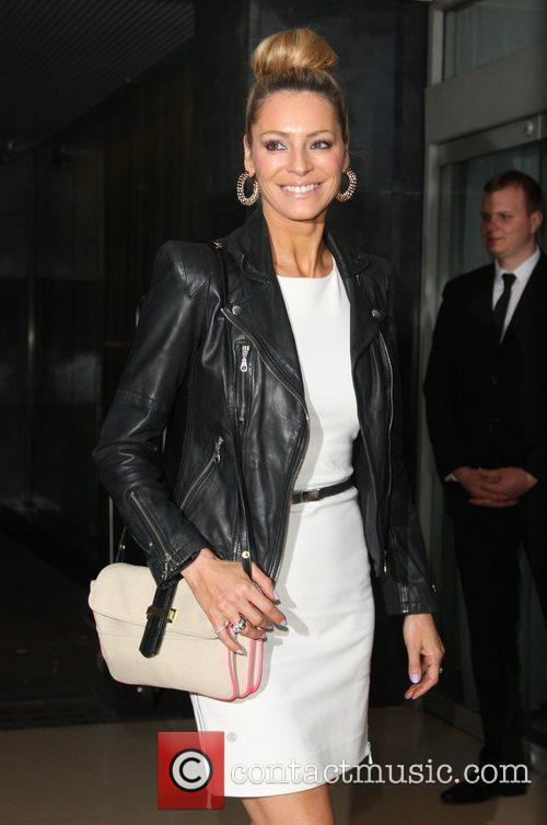 Tess Daly The Rodial BEAUTIFUL Awards 2012 held...