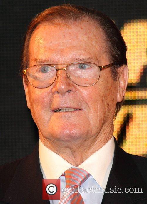 Sir Roger Moore and Hmv Oxford Street 6