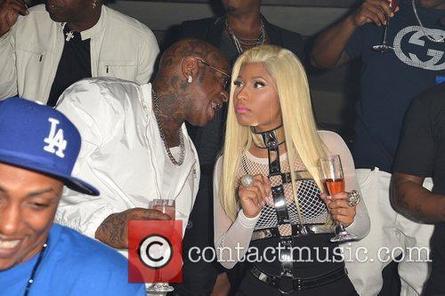 Birdman and Nicki Minaj 6