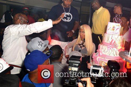Birdman and Nicki Minaj 7