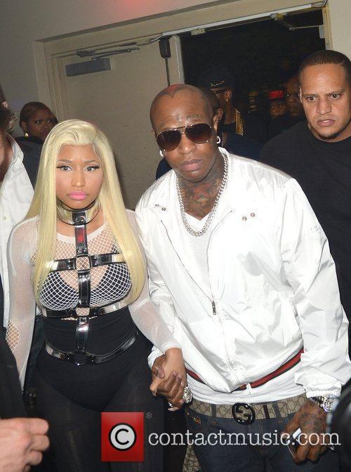 Nicki Minaj and Birdman 4