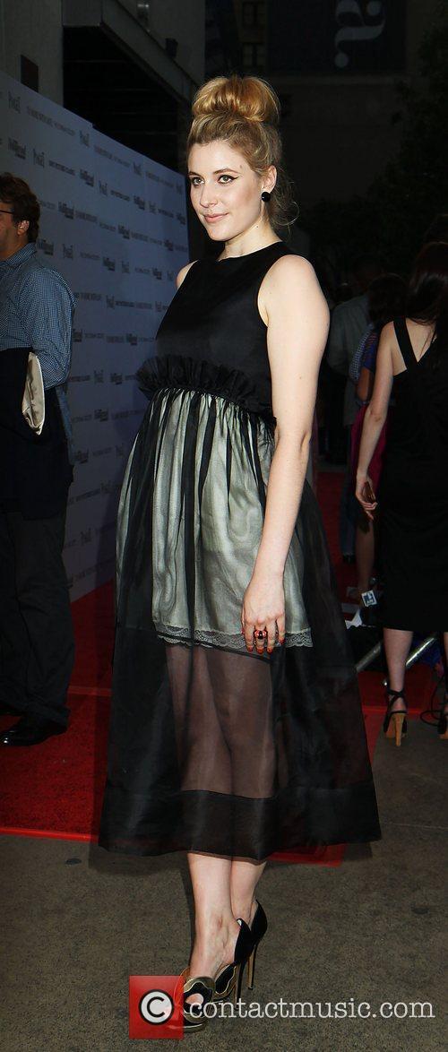 Greta Gerwig The Cinema Society With The Hollywood...