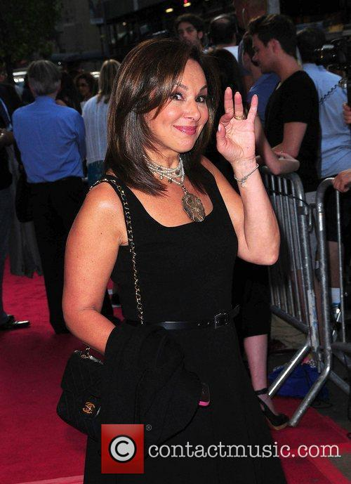 Roseanna Scotto The Cinema Society With The Hollywood...