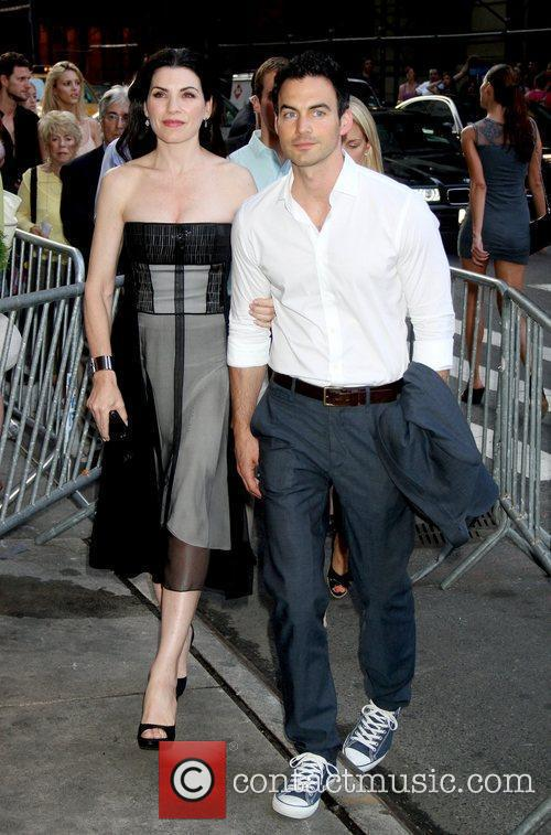 Julianna Margulies and Keith Lieberthal  The Cinema...