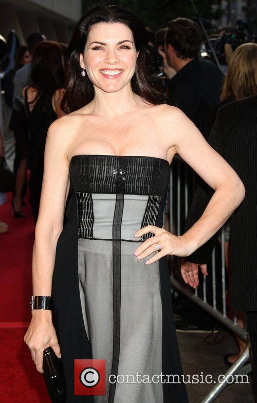 Julianna Margulies The Cinema Society With The Hollywood...