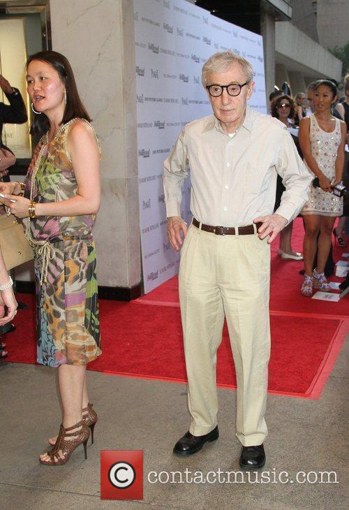 Soon-yi Previn and Woody Allen 2