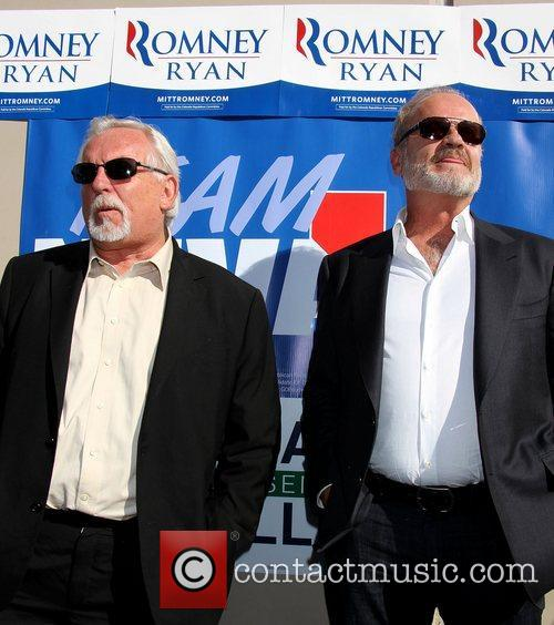 John Ratzenberger and Kelsey Grammer 7