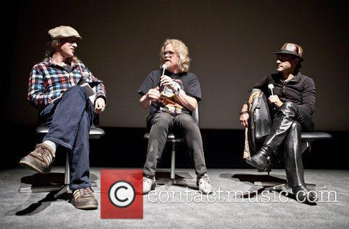 Carlo McCormick , Ron English, and Pedro Carvajal...