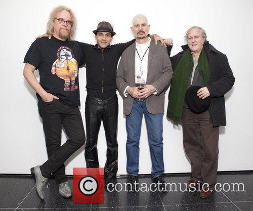 Ron English, Pedro Carvajal , Ron Magliozzi and...