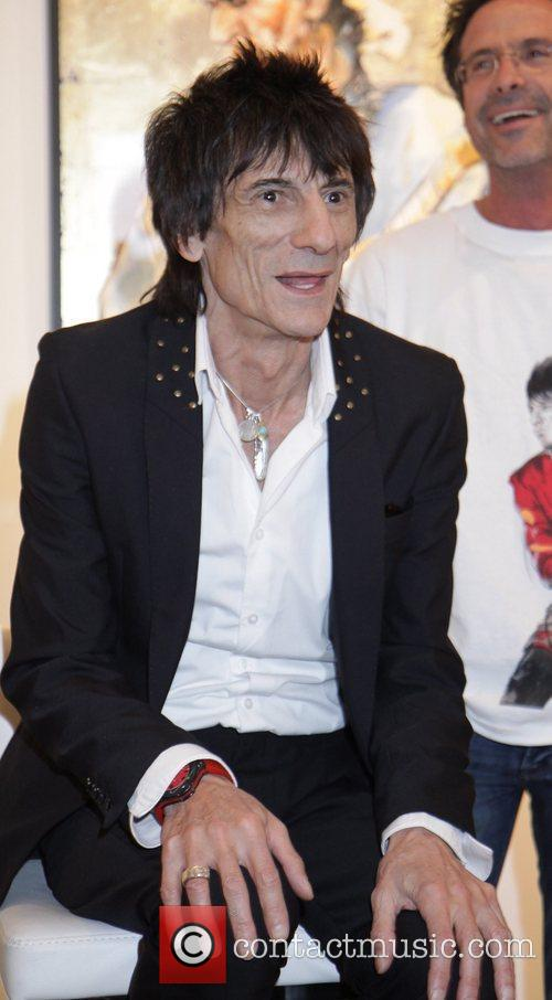 Ronnie Wood and Rolling Stones 2