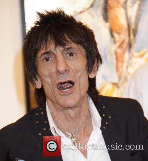 Ronnie Wood and Rolling Stones 7