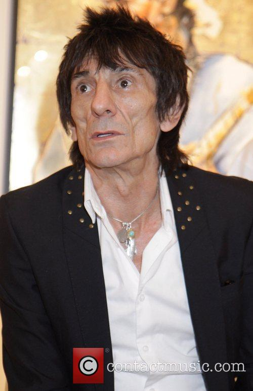 Ronnie Wood and Rolling Stones 9
