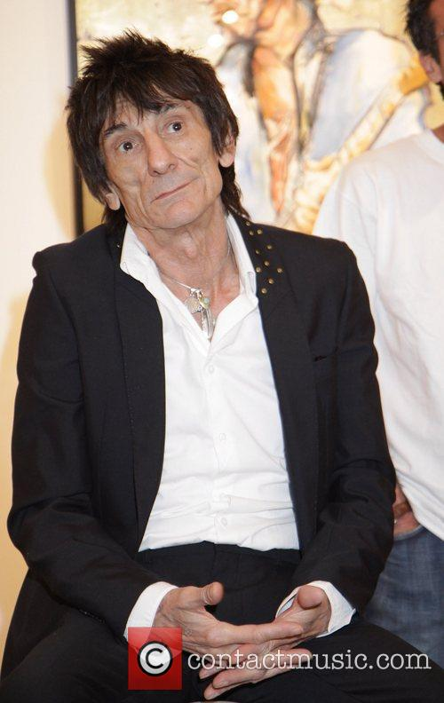 Ronnie Wood and Rolling Stones 10