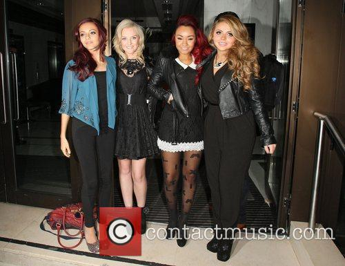 Jade Thirlwall, Perrie Edwards, Leigh-Anne Pinnock and Jesy...