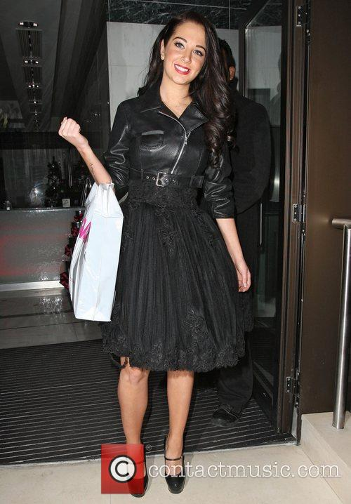 Tulisa Contostavlos, The X Factor and x factor 4