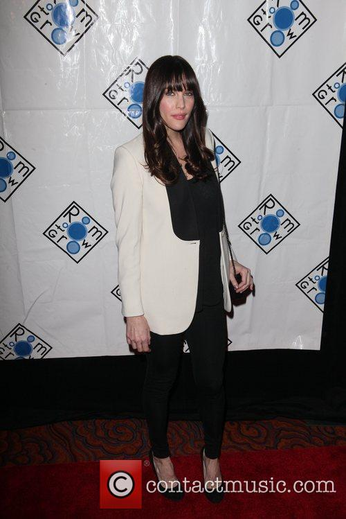 Liv Tyler  The Room to Grow Charity...