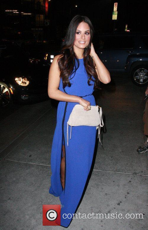 Nylon Magazine's Young Hollywood event at Roosevelt Hotel...