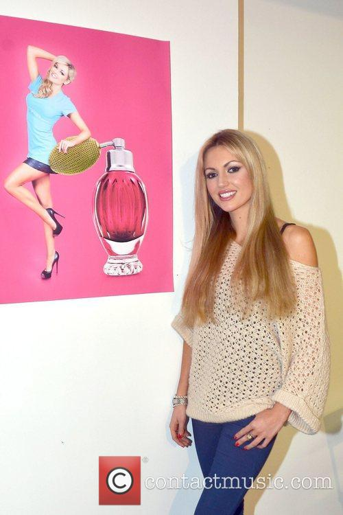 Former Miss World, Playboy, Rosanna Davison, Christmas, Ceira Lambert, Celebrity Salon, South William Street, Dublin and Ireland 3
