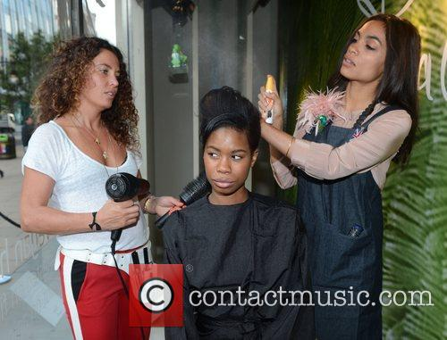 Rosario Dawson, Tallulah Adeyemi and Tara Smith 6