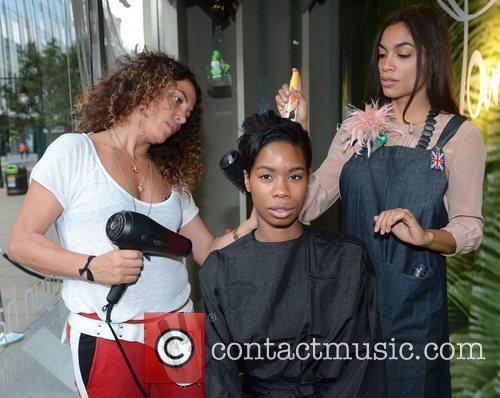 Rosario Dawson, Tallulah Adeyemi and Tara Smith 10