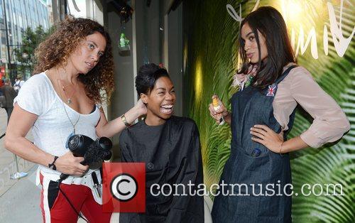 Rosario Dawson, Tallulah Adeyemi and Tara Smith 7