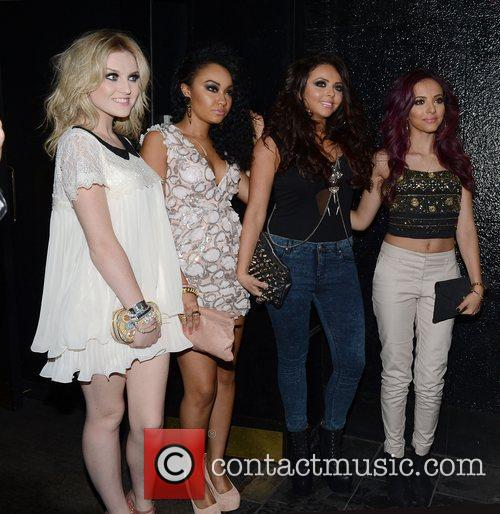 Perrie Edwards and Little Mix 4