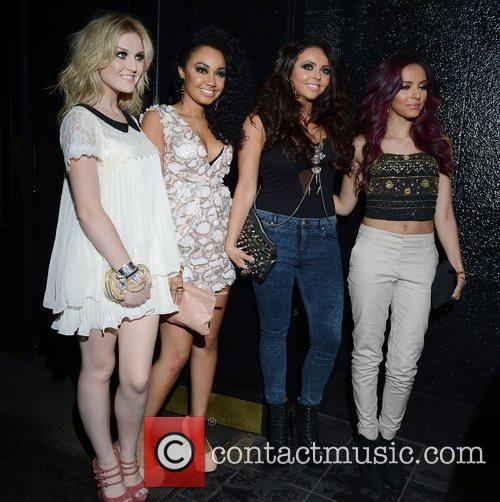 Perrie Edwards and Little Mix 6