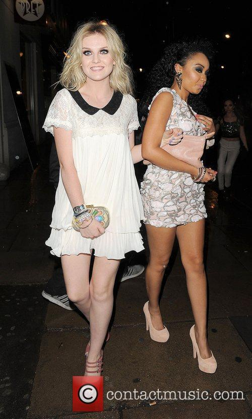 Perrie Edwards and Little Mix 2