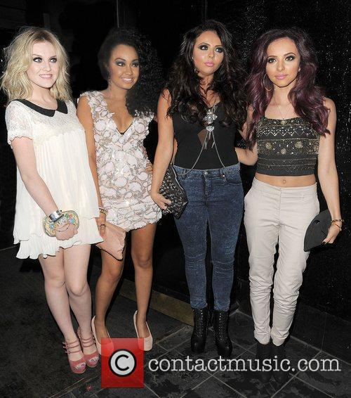 Perrie Edwards, Leigh-Anne Pinnock, Jesy Nelson and Jade...