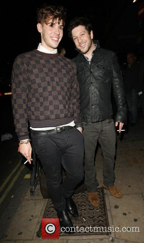 Aiden Grimshaw and Matt Cardle 5
