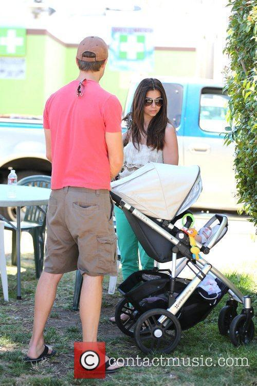 Roselyn Sanchez and Eric Winter 3