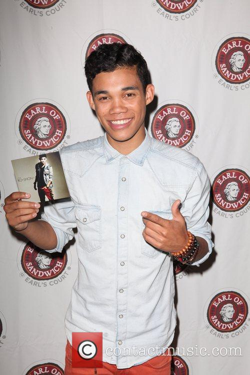 Disney and Roshon Fegan 5