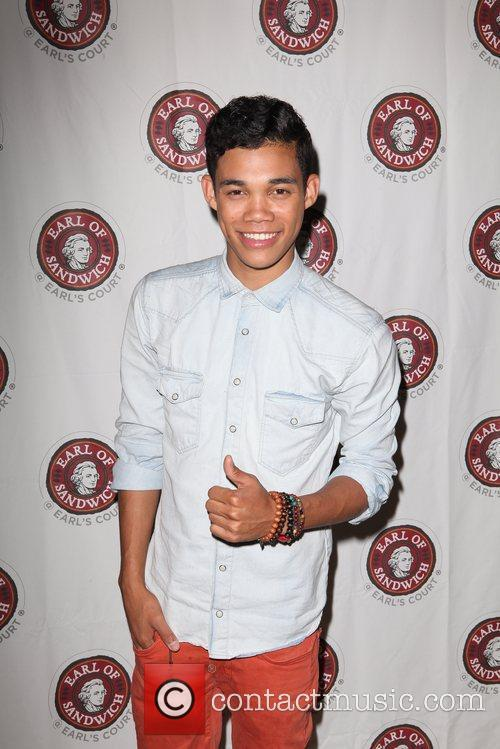 Disney and Roshon Fegan 7