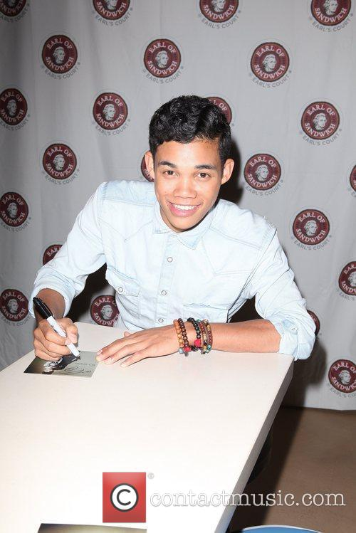 Disney and Roshon Fegan 9