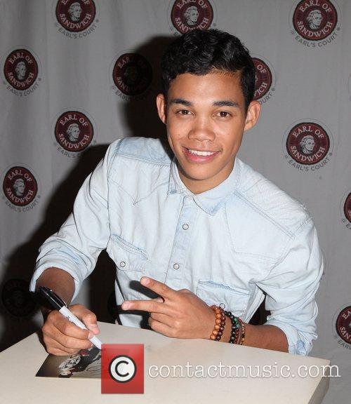 Disney and Roshon Fegan 10