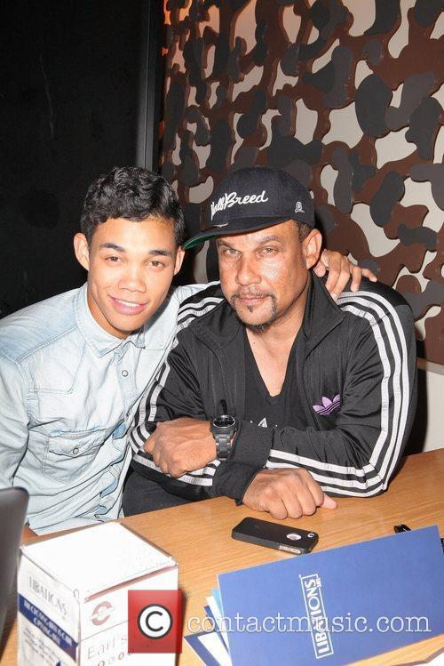 Disney and Roshon Fegan 11