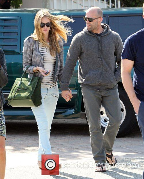 Rosie Huntington-whiteley and Jason Statham 4