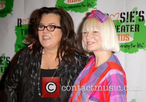 Rosie O'Donnell's Annual Building Dreams For Kids Gala...