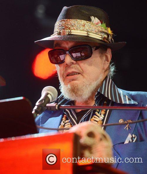 Dr John and Roskilde 1