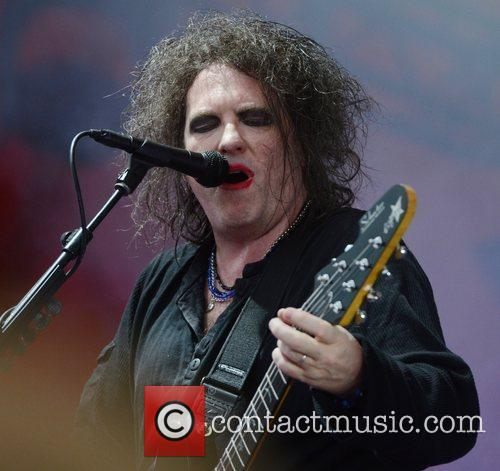 The Cure and Roskilde 4