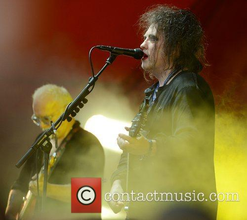 The Cure and Roskilde 1