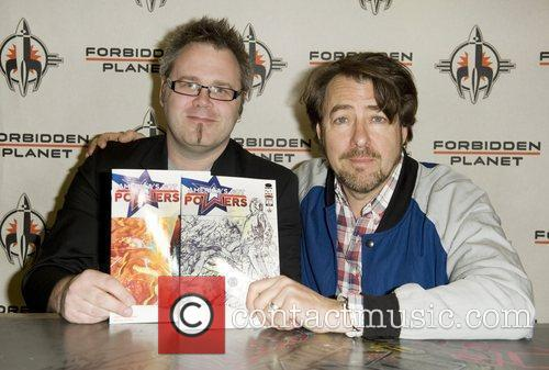 Jonathan Ross and Forbidden Planet