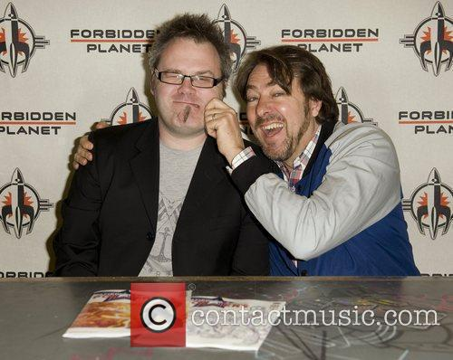 bryan hitch and jonathan ross jonathan ross 3827412