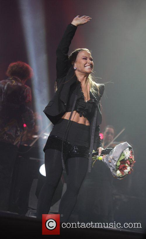 Anastacia in the Netherlands