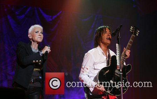 Swedish band Roxette  performs at the Heineken...