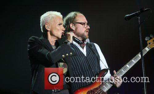 swedish band roxette performs at the heineken 3970420