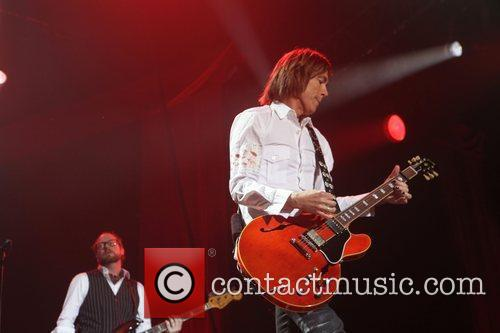 swedish band roxette performs at the heineken 3970421