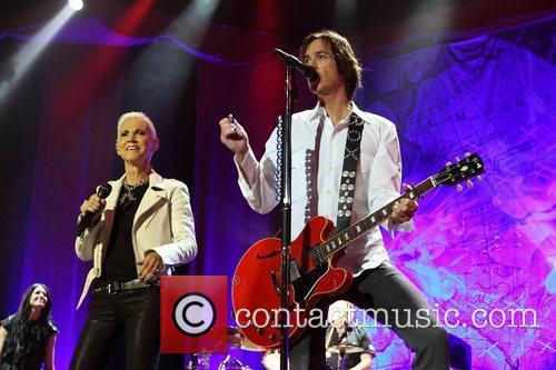 Marie Fredriksson and Per Gessle 2
