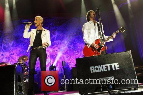 Marie Fredriksson and Per Gessle 4